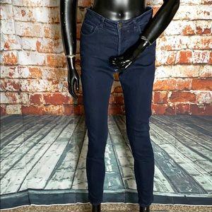 Hudson Collection High Rise Dark Wash Jeans